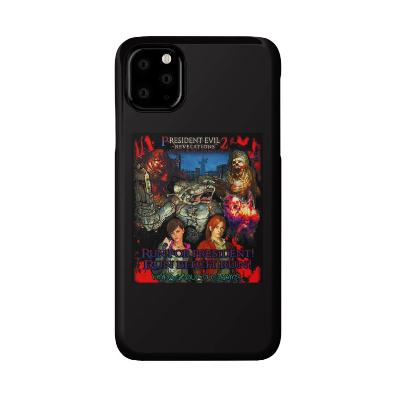 President Evil 23: The Movie Accessories Phone Case by Monstrous Customs