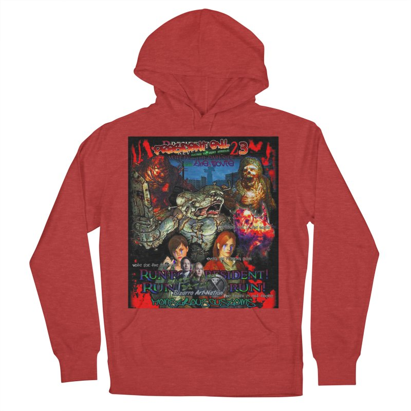 President Evil 23: The Movie Women's Pullover Hoody by Monstrous Customs