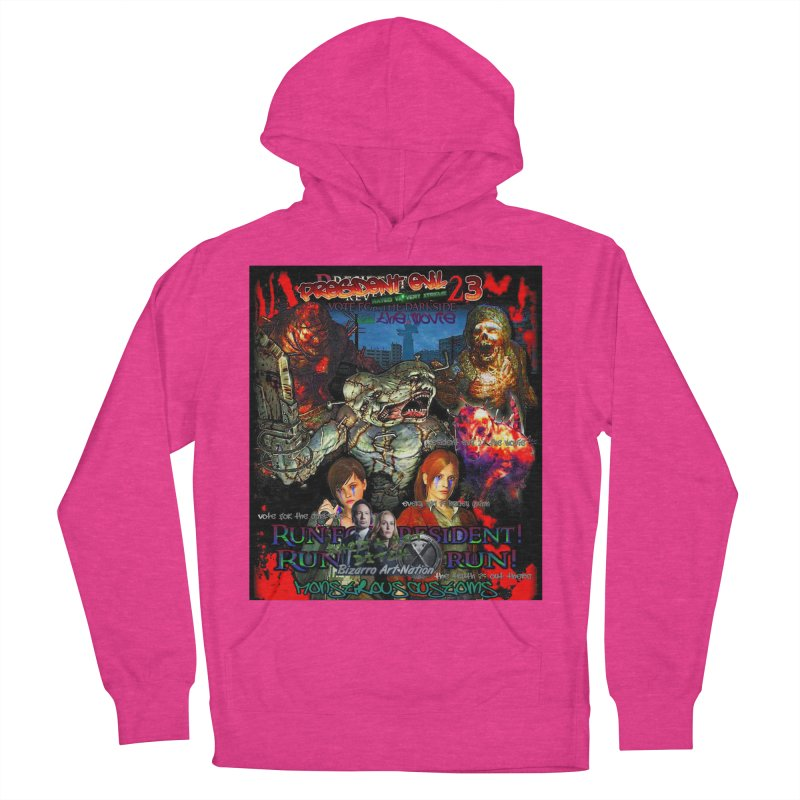 President Evil 23: The Movie Women's Pullover Hoody by Monstrous Customs