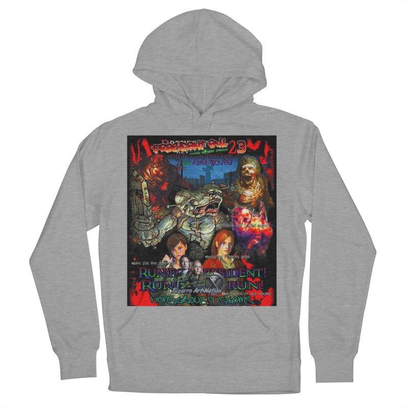 President Evil 23: The Movie Men's Pullover Hoody by Monstrous Customs