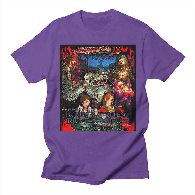 President Evil 23: The Movie Women's Unisex T-Shirt by Monstrous Customs