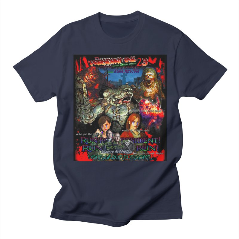 President Evil 23: The Movie Men's Regular T-Shirt by Monstrous Customs
