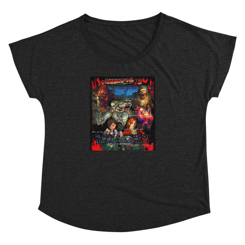 President Evil 23: The Movie Women's Dolman by Monstrous Customs