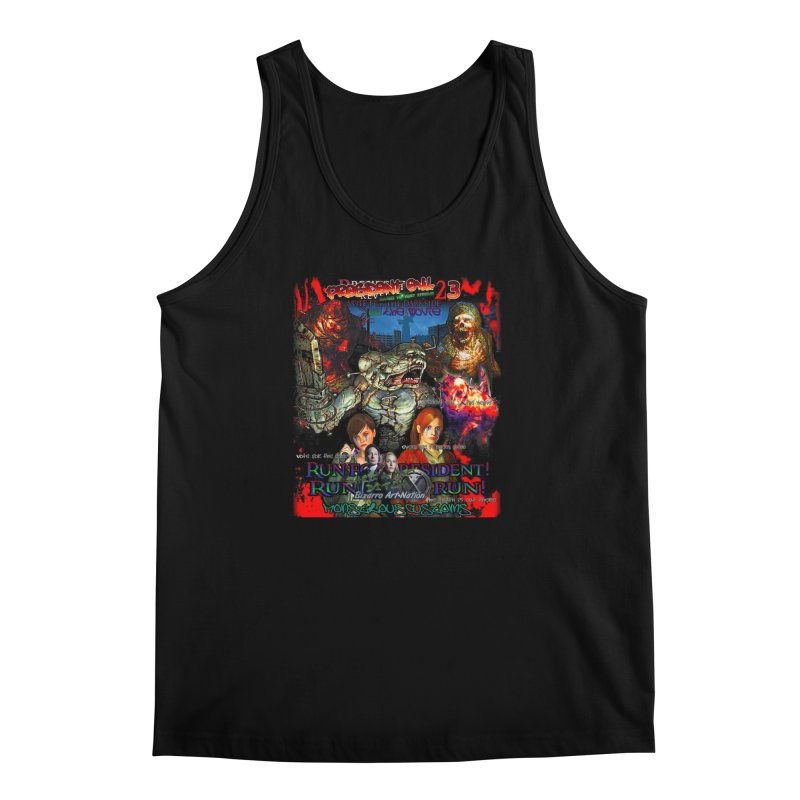 President Evil 23: The Movie Men's Tank by Monstrous Customs