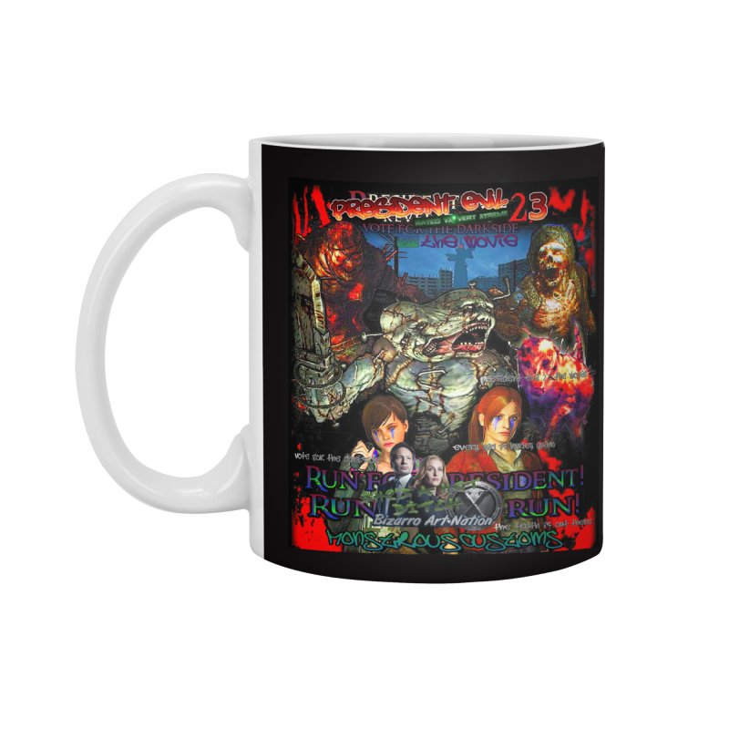 President Evil 23: The Movie Accessories Mug by Monstrous Customs