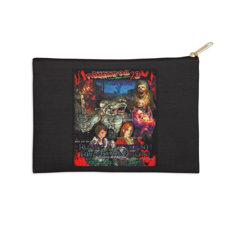 President Evil 23: The Movie Accessories Zip Pouch by Monstrous Customs