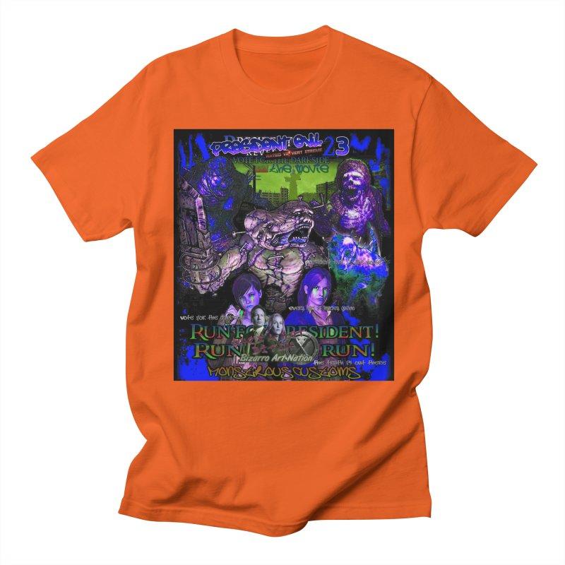 President Evil 23: Dark Night Women's Unisex T-Shirt by Monstrous Customs
