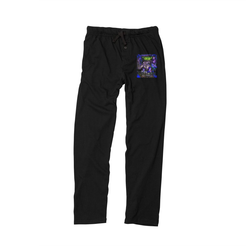 President Evil 23: Dark Night Men's Lounge Pants by Monstrous Customs