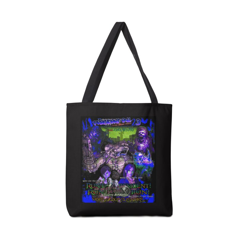 President Evil 23: Dark Night Accessories Bag by Monstrous Customs