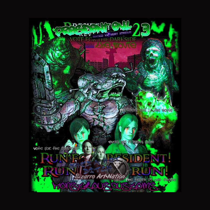 President Evil 23: Toxic Slime None  by Monstrous Customs