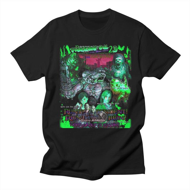 President Evil 23: Toxic Slime Women's Unisex T-Shirt by Monstrous Customs