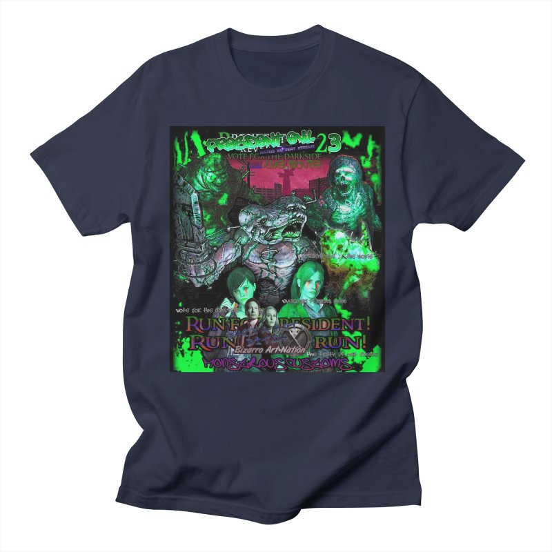 President Evil 23: Toxic Slime Women's Unisex T-Shirt by Monstrous Customs