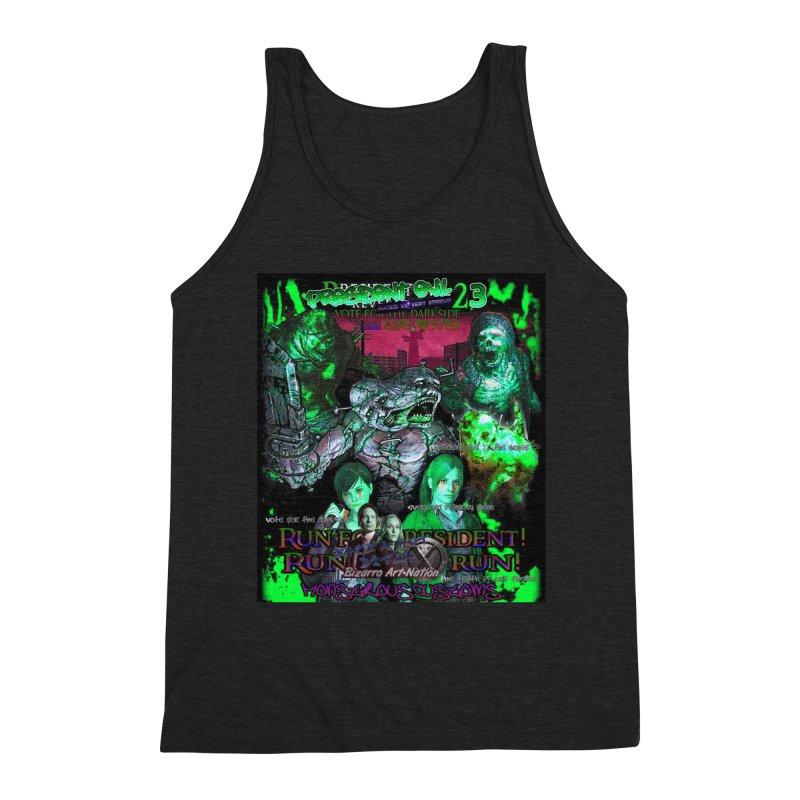 President Evil 23: Toxic Slime Men's Tank by Monstrous Customs