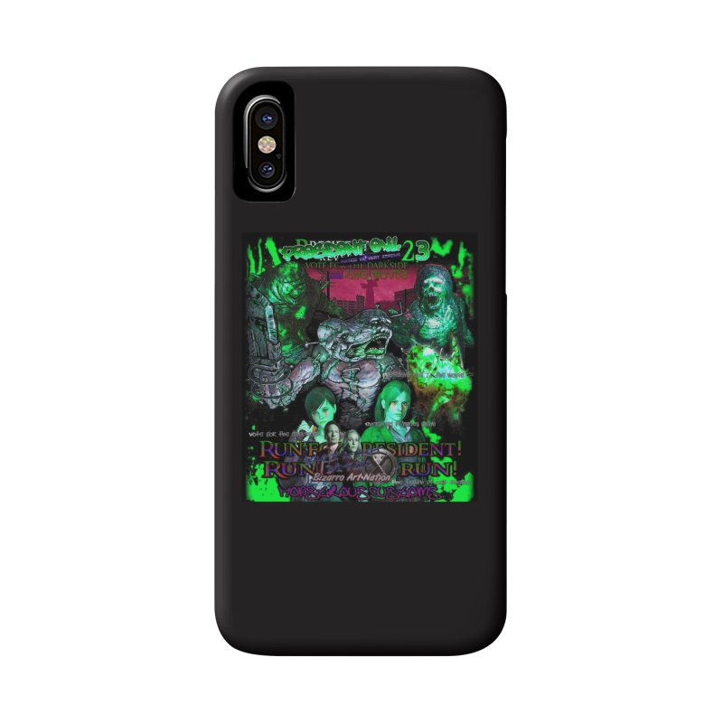 President Evil 23: Toxic Slime Accessories Phone Case by Monstrous Customs