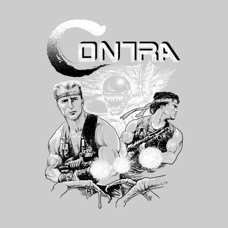 Contra Men's T-Shirt by montoya's Artist Shop