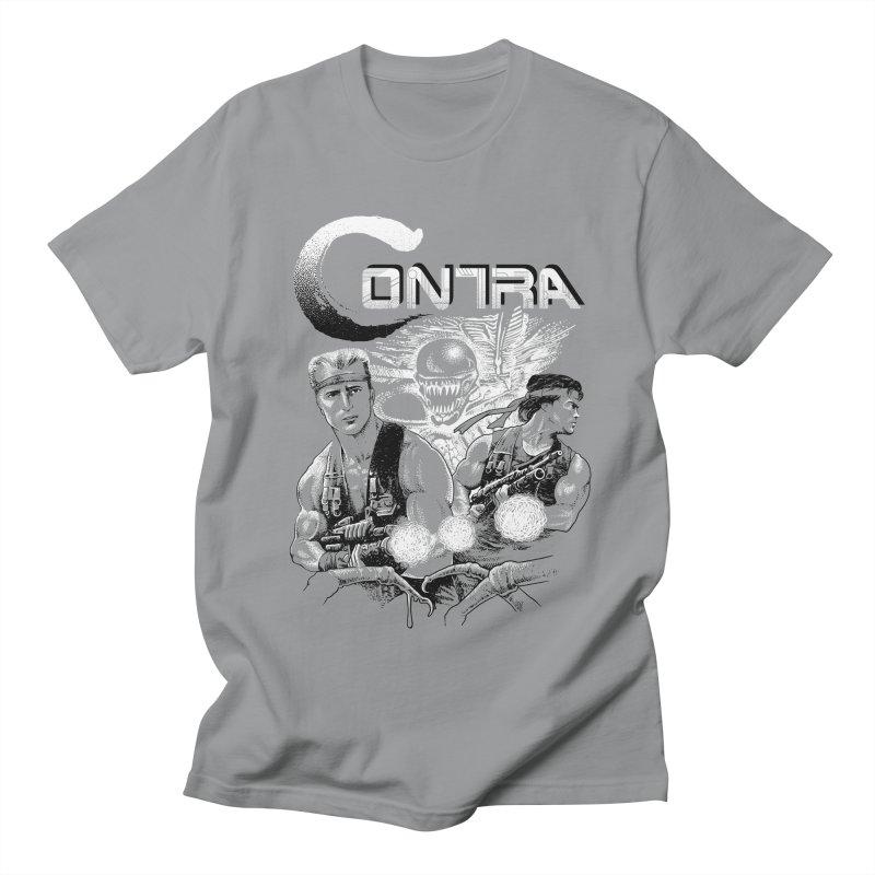 Contra Men's T-Shirt by montoya's Artist Shop