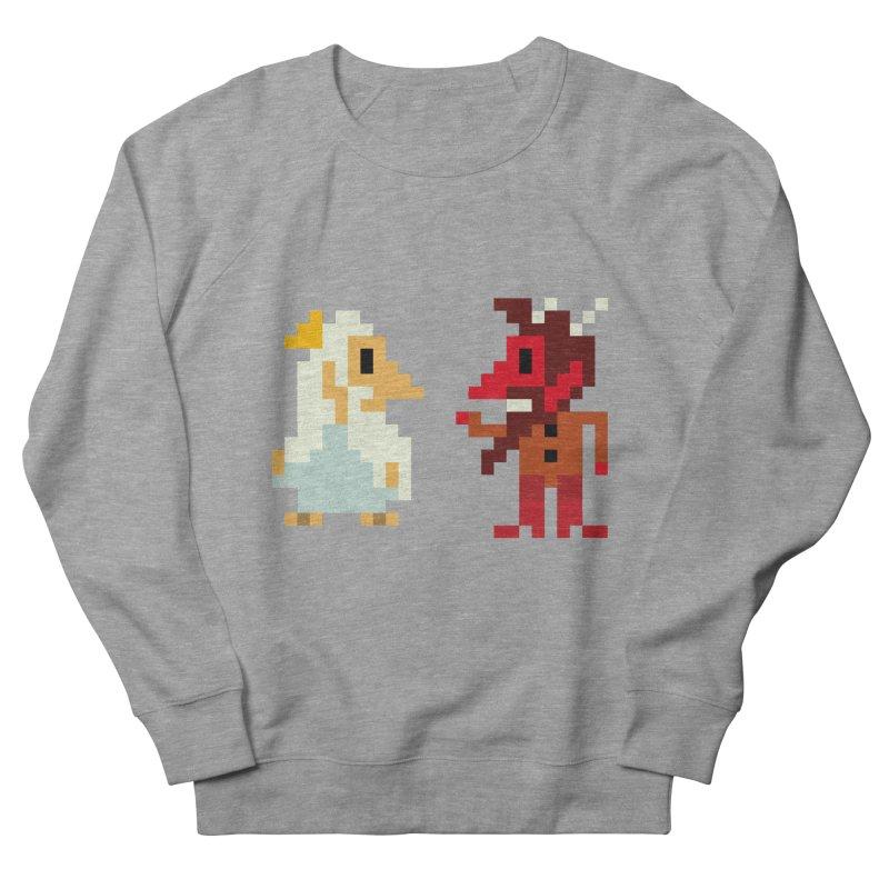 8 BITS Women's Sweatshirt by montt's Artist Shop