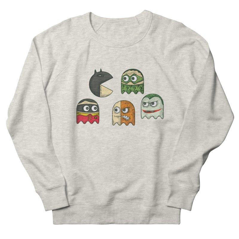 Pacman & Robin Men's Sweatshirt by montt's Artist Shop