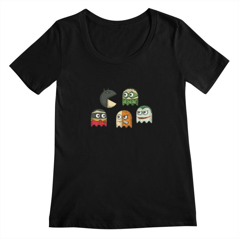 Pacman & Robin   by montt's Artist Shop