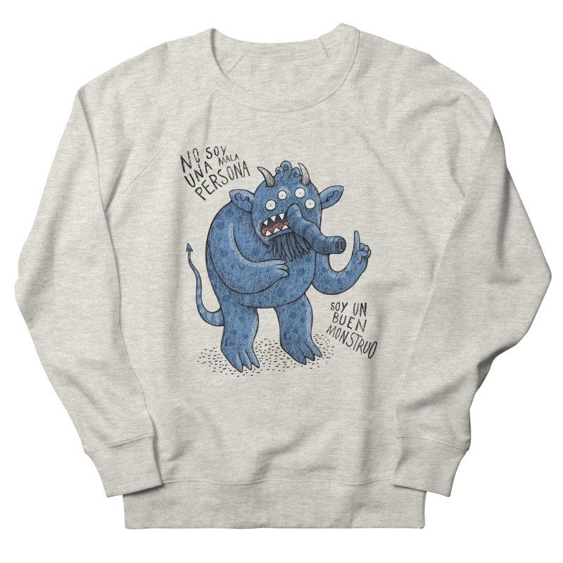 Buen monstruo Women's Sweatshirt by montt's Artist Shop