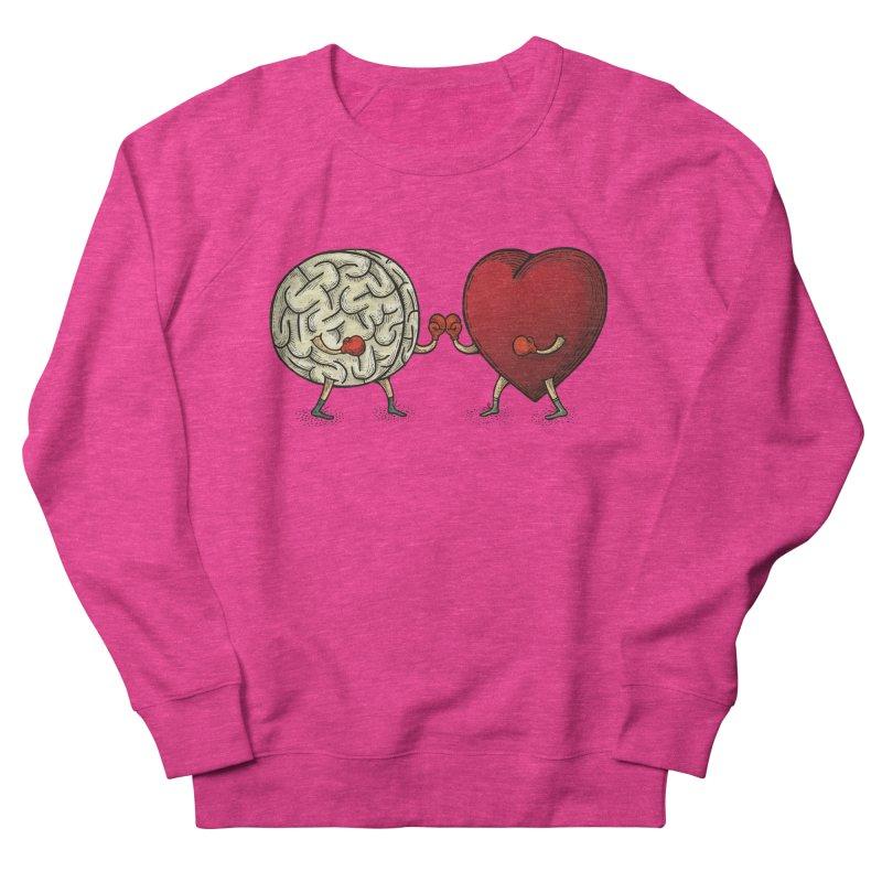 Lucha diaria Women's Sweatshirt by montt's Artist Shop
