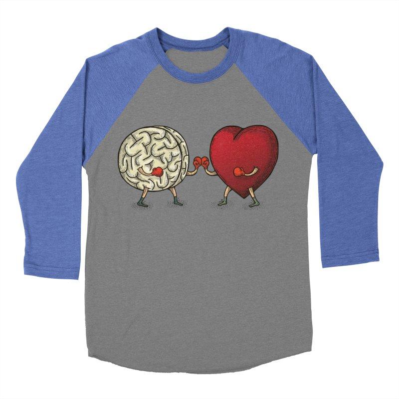 Lucha diaria Women's Baseball Triblend T-Shirt by montt's Artist Shop
