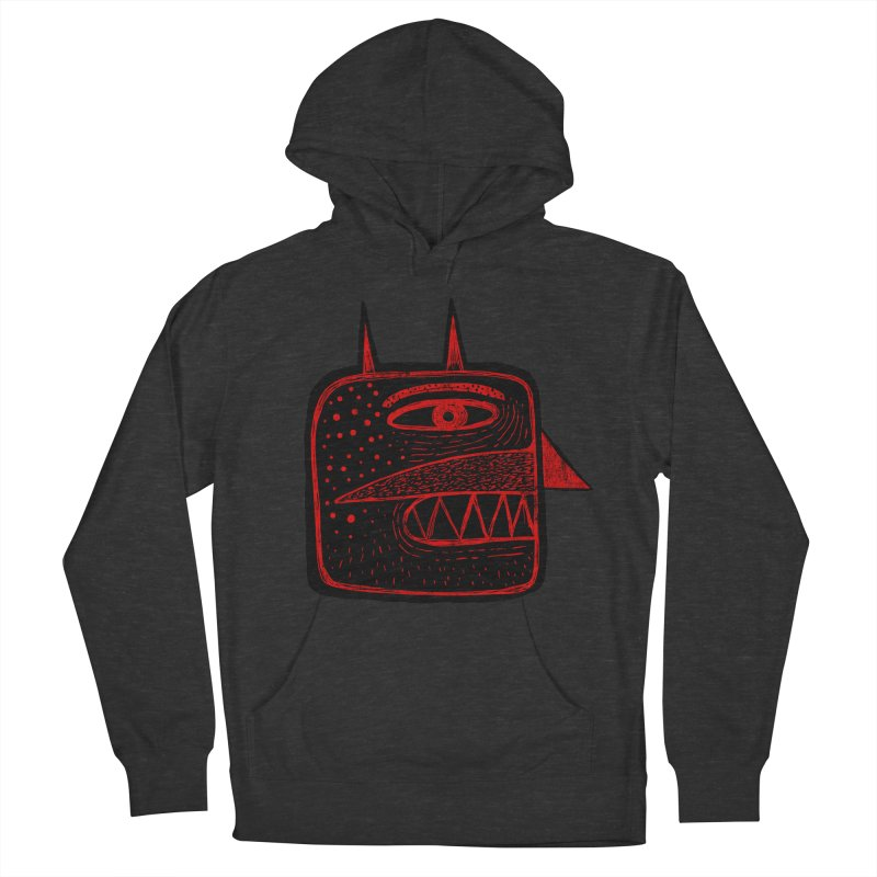 Diábolo 1 Women's Pullover Hoody by montt's Artist Shop