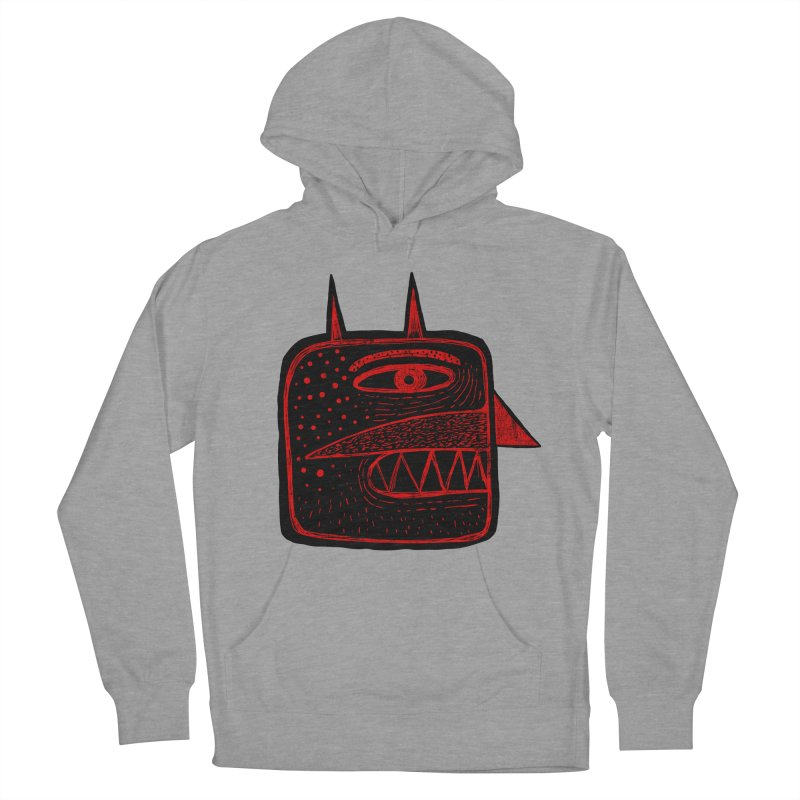 Diábolo 1 Men's Pullover Hoody by montt's Artist Shop