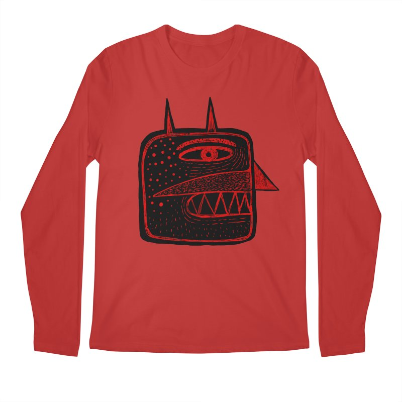 Diábolo 1 Men's Longsleeve T-Shirt by montt's Artist Shop