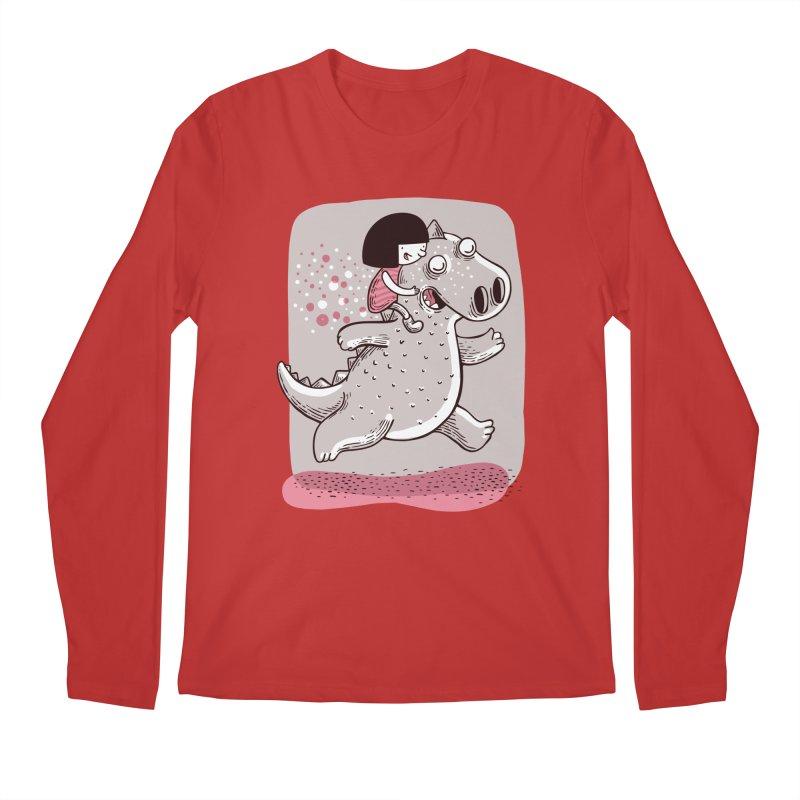 Día libre Men's Longsleeve T-Shirt by montt's Artist Shop