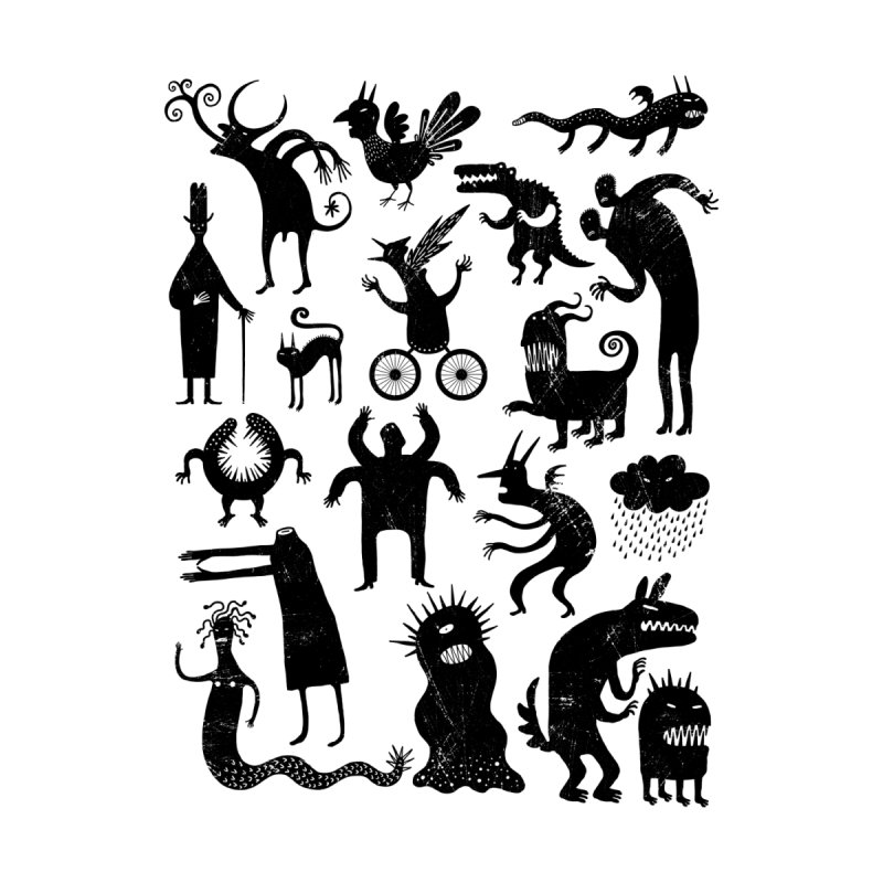 Manual de demonología   by montt's Artist Shop