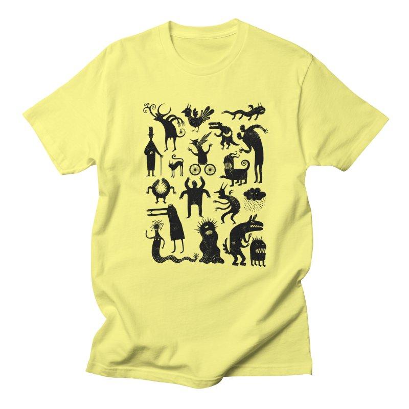 Manual de demonología Men's T-Shirt by montt's Artist Shop