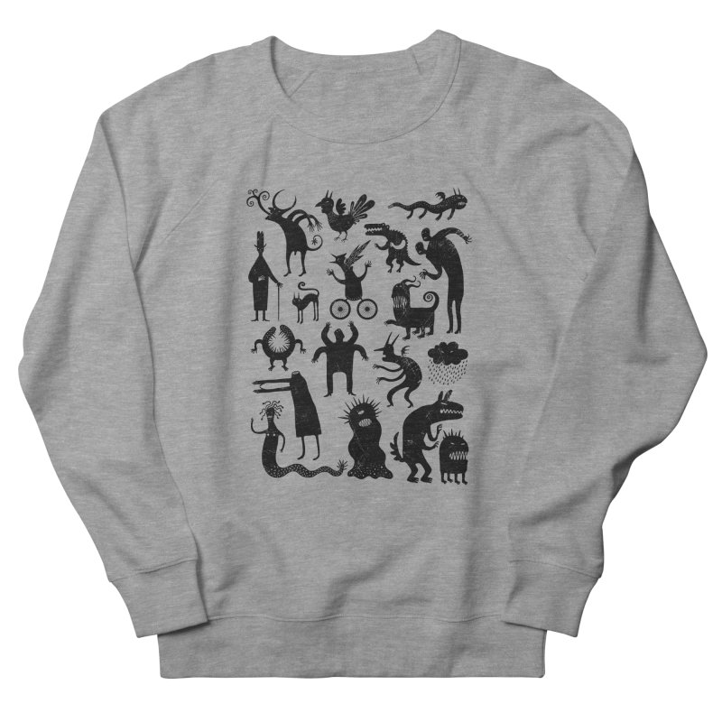 Manual de demonología Men's Sweatshirt by montt's Artist Shop