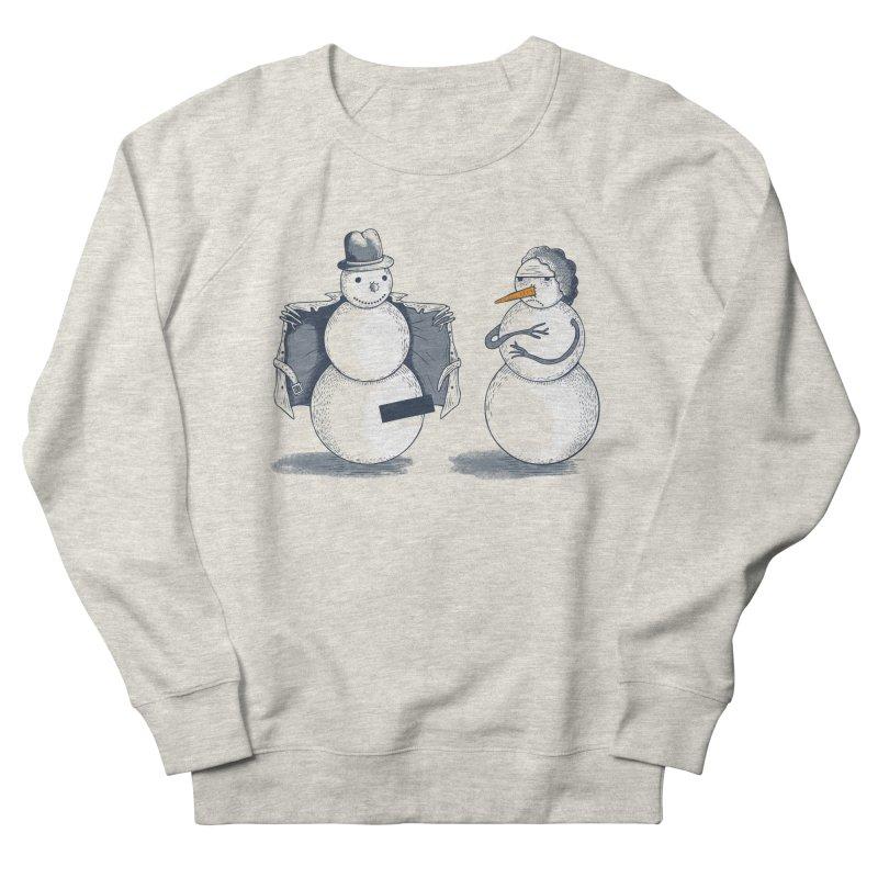 Hombre de fuego Women's Sweatshirt by montt's Artist Shop
