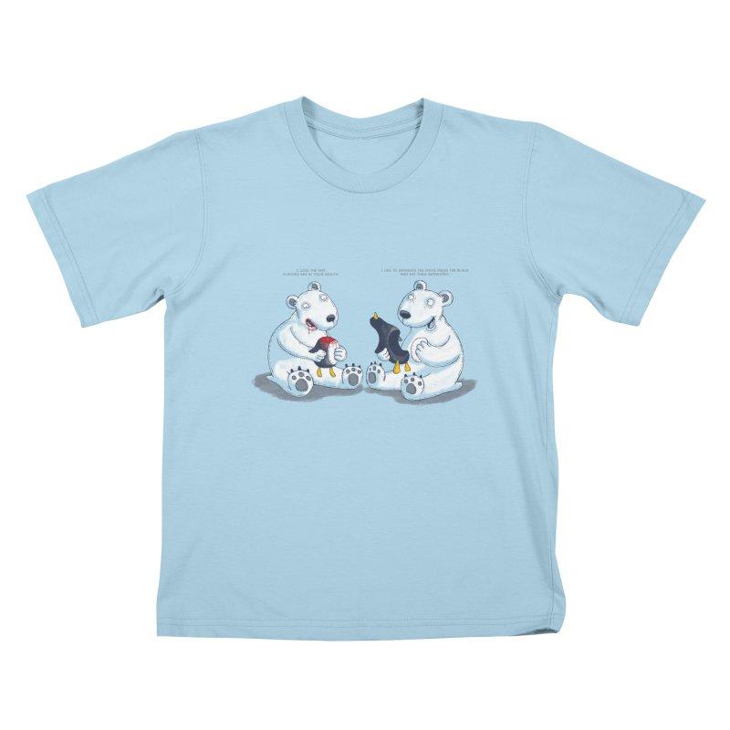 Oreosos Kids T-shirt by montt's Artist Shop