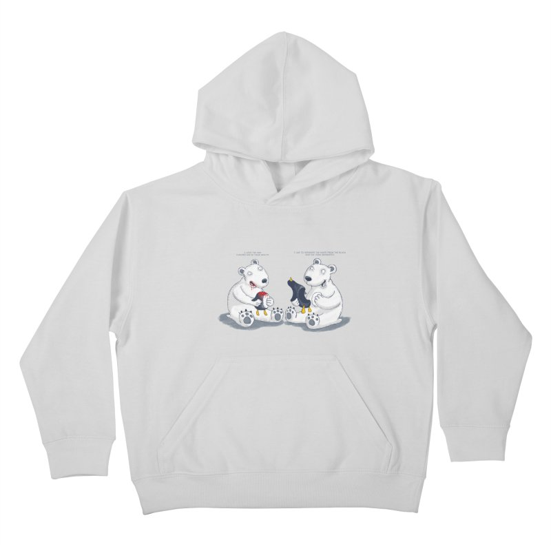 Oreosos Kids Pullover Hoody by montt's Artist Shop
