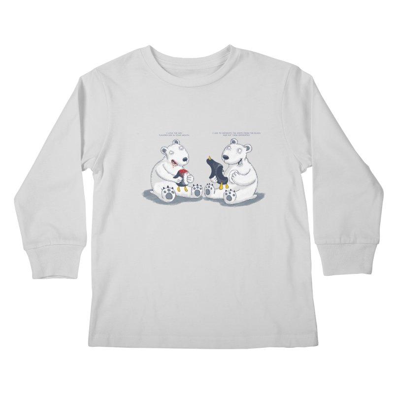 Oreosos Kids Longsleeve T-Shirt by montt's Artist Shop