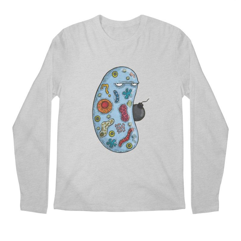 Célula terrorista Men's Longsleeve T-Shirt by montt's Artist Shop