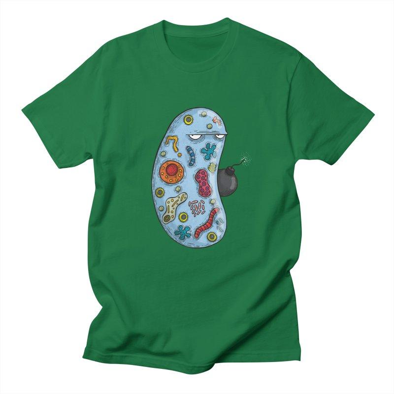 Célula terrorista Men's T-Shirt by montt's Artist Shop