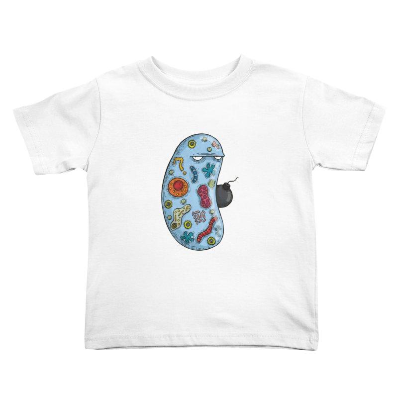 Célula terrorista Kids Toddler T-Shirt by montt's Artist Shop