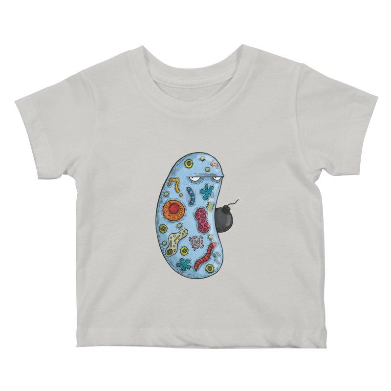 Célula terrorista Kids Baby T-Shirt by montt's Artist Shop