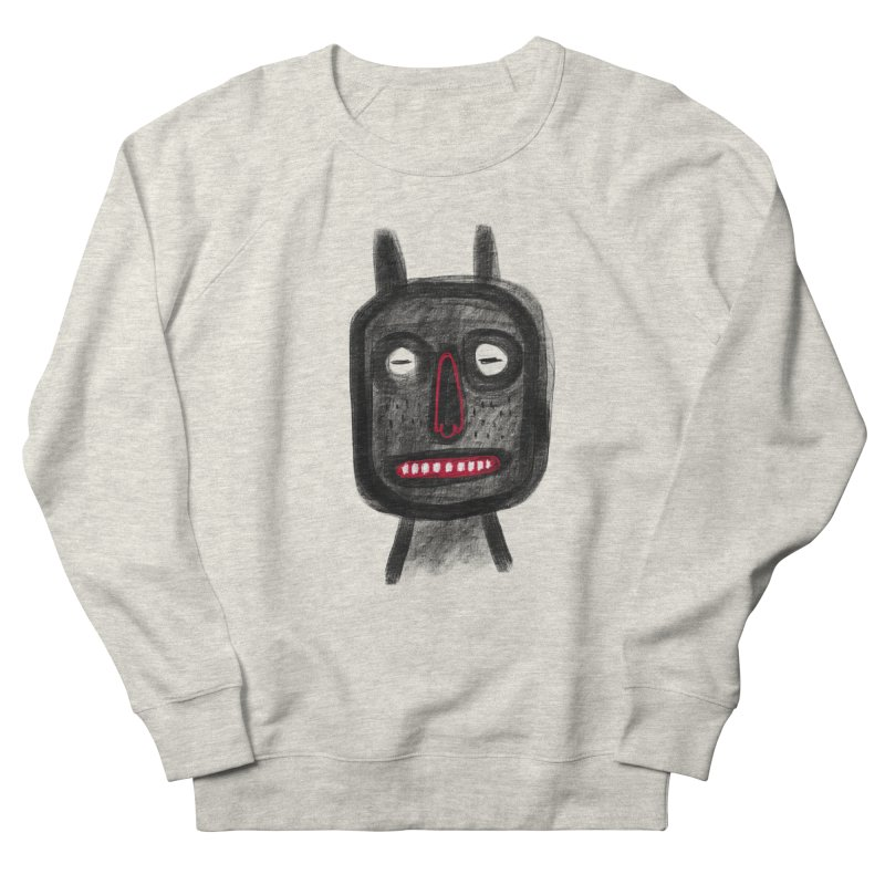 Diábolo 2 Women's French Terry Sweatshirt by montt's Artist Shop