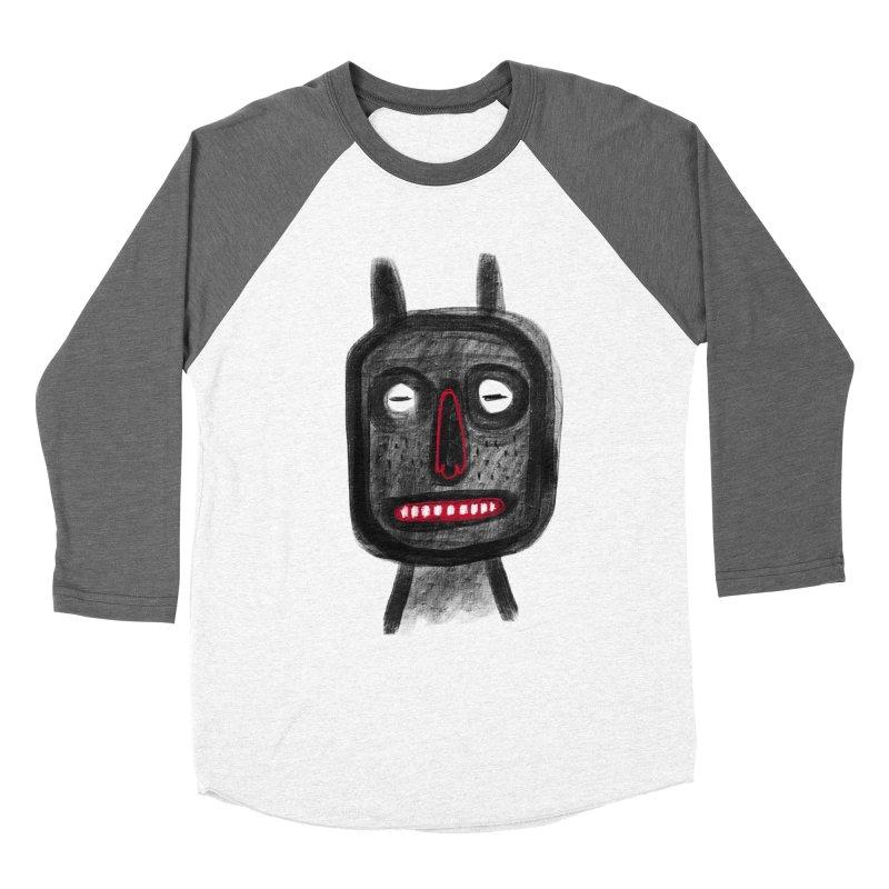 Diábolo 2 Women's Baseball Triblend T-Shirt by montt's Artist Shop
