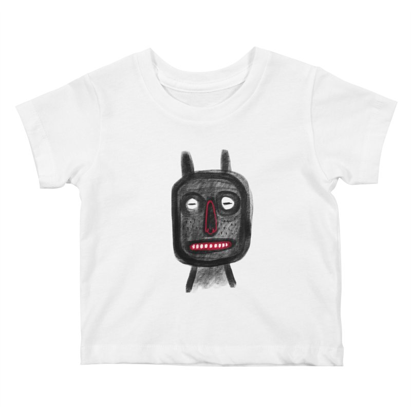 Diábolo 2 Kids Baby T-Shirt by montt's Artist Shop