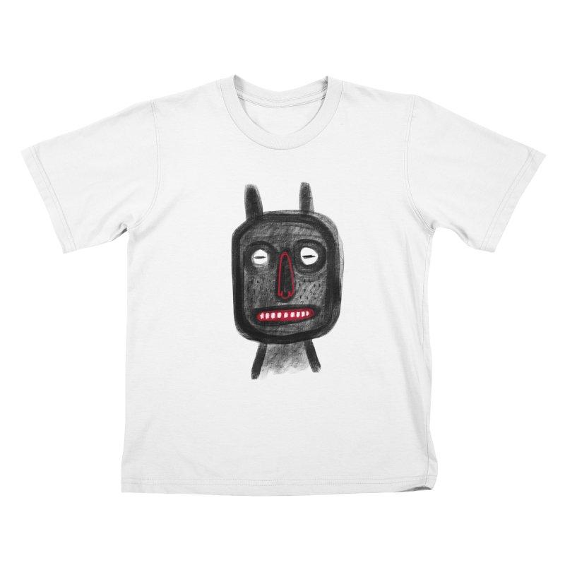 Diábolo 2 Kids T-Shirt by montt's Artist Shop