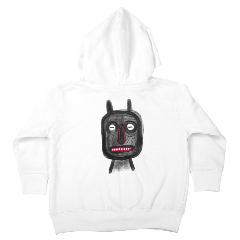 Diábolo 2 Kids Toddler Zip-Up Hoody by montt's Artist Shop