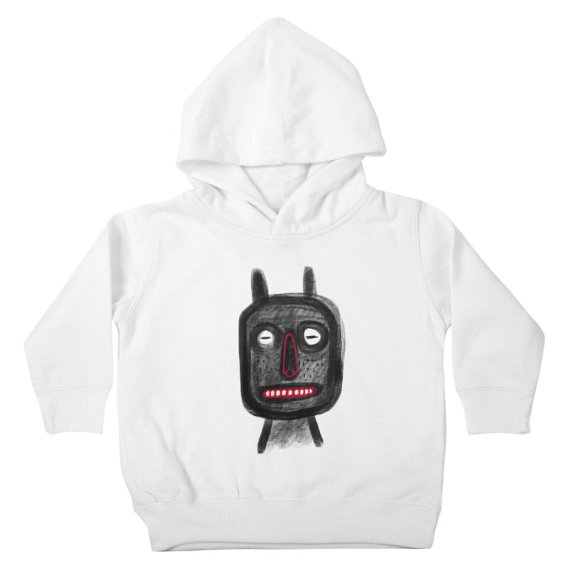 Diábolo 2 Kids Toddler Pullover Hoody by montt's Artist Shop