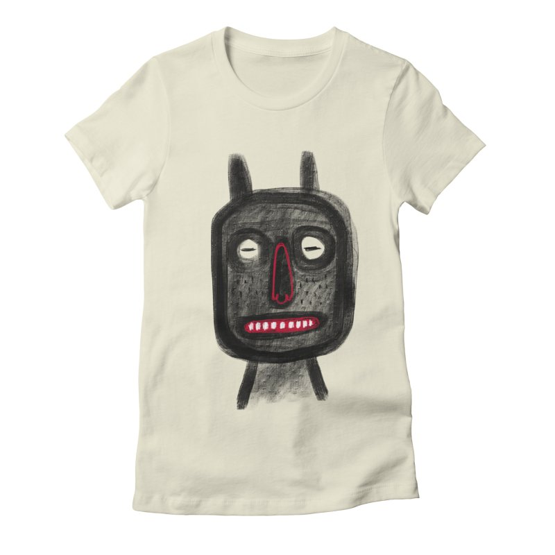 Diábolo 2 Women's Fitted T-Shirt by montt's Artist Shop
