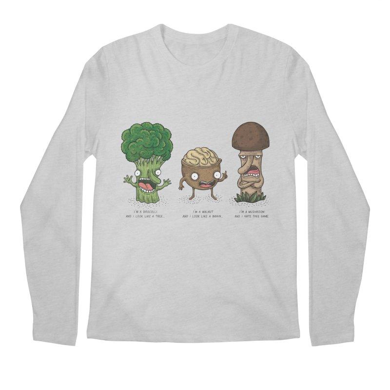 Honguito Men's Longsleeve T-Shirt by montt's Artist Shop
