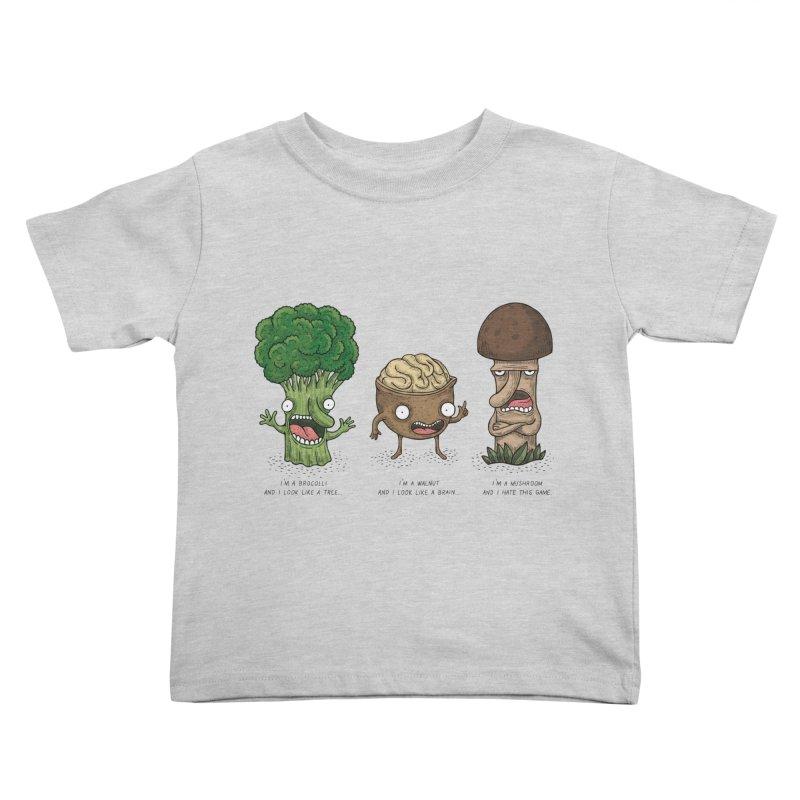 Honguito Kids Toddler T-Shirt by montt's Artist Shop